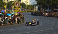 Red Bull Racing Bangkok Show Run