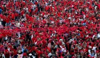 Thousands of 'Red Shirt' anti-governemen