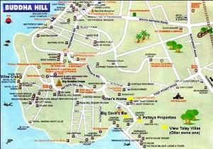 Карта Будда-хил